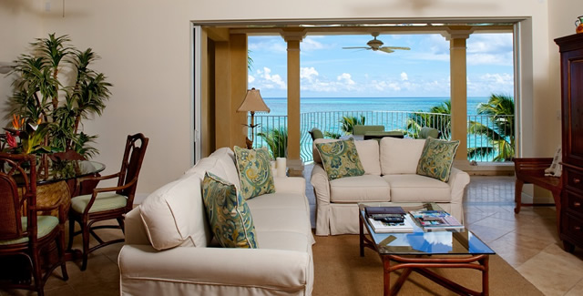 2 Bedroom Ocean Front Suite Turks and Caicos