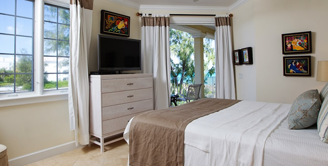 3 Bedroom Ocean Front Deluxe Suite Grace Bay Beach