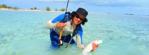Fishing in the Turks & Caicos